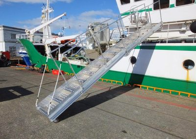 Compact Gangway